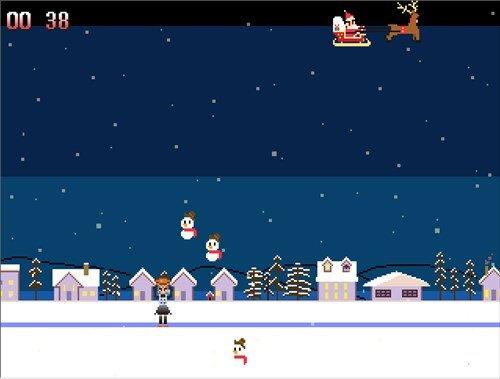 霊務~クリスマスバージョン~ Game Screen Shot1