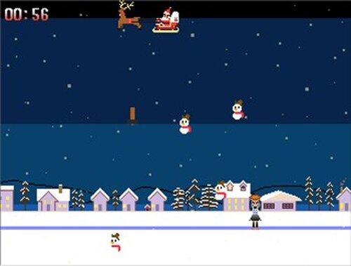 霊務~クリスマスバージョン~ Game Screen Shot2