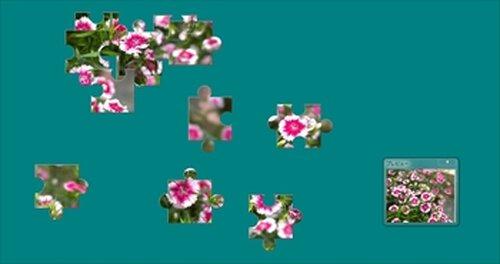 『プレゼントパズル』~バースデイ Game Screen Shot2