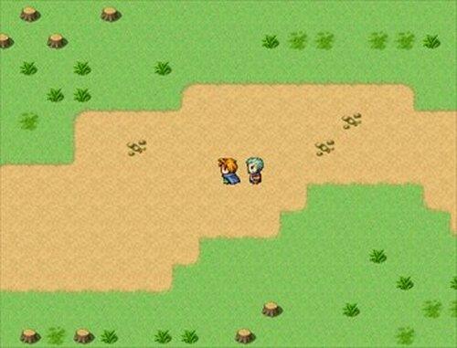すぐるの冒険2~魔王の脅威と暗黒騎士~ Game Screen Shot3
