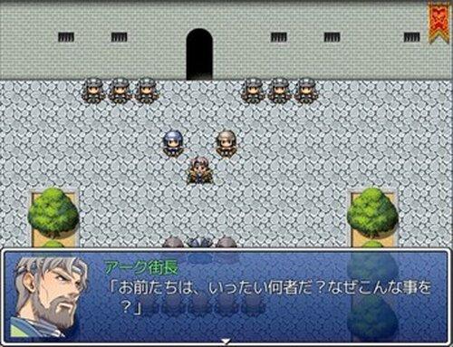すぐるの冒険2~魔王の脅威と暗黒騎士~ Game Screen Shots