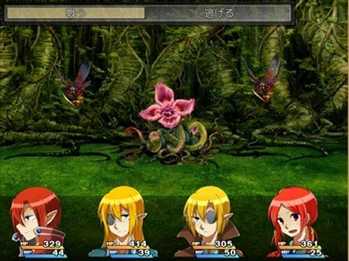 Embryo Garten Game Screen Shots