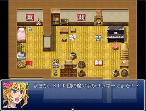 ぽんちゃんクエスト Game Screen Shots