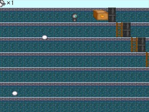 ロボネコの冒険 Game Screen Shot1