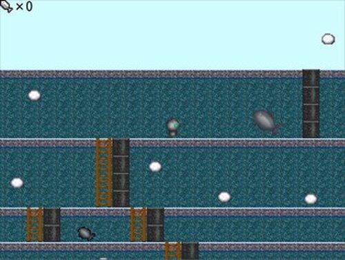 ロボネコの冒険 Game Screen Shot3