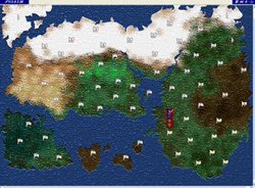 ファーレントゥーガ改造シナリオ「X III」 Game Screen Shots