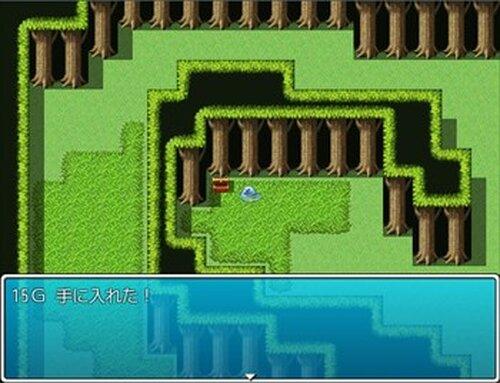 スライムの旅 Game Screen Shot3