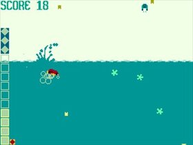 タイダルホッパー Game Screen Shot3