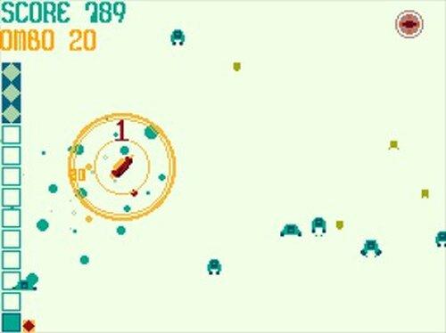 タイダルホッパー Game Screen Shot4