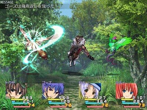 魔法使いの夢現 Game Screen Shot5