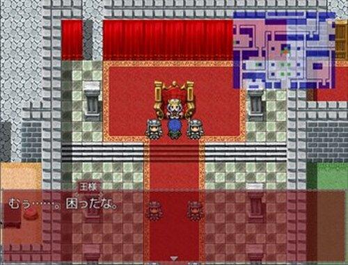 ガリウム・ミスリルのクエスト Game Screen Shot3