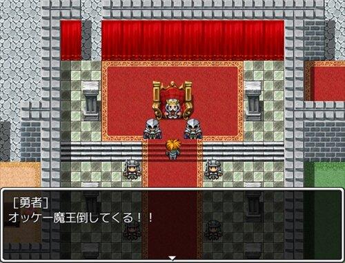レベル1で倒せ! Game Screen Shot