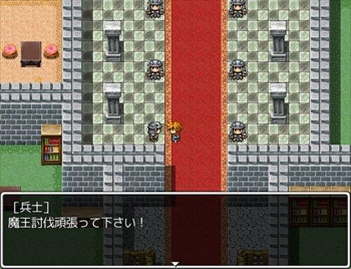 レベル1で倒せ! Game Screen Shot2