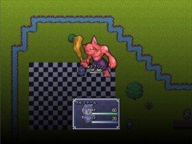 ウルファールの大冒険 第一部 Game Screen Shot3
