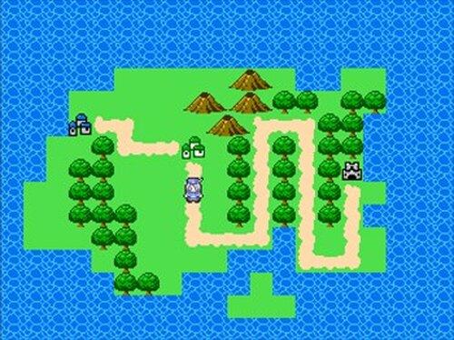 ウルファールの大冒険 第一部 Game Screen Shots