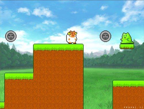 ヒツジトラネコ Game Screen Shot1