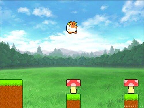 ヒツジトラネコ Game Screen Shots