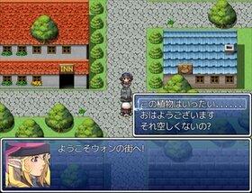 †漆黒の堕天使† Game Screen Shot2