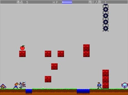 リングまでボクシング Game Screen Shots