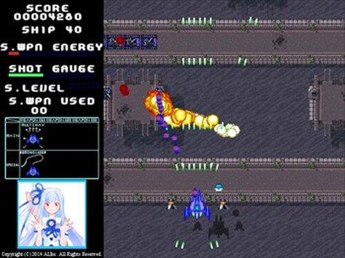 BLUE STAR SAGA NEO Game Screen Shot3