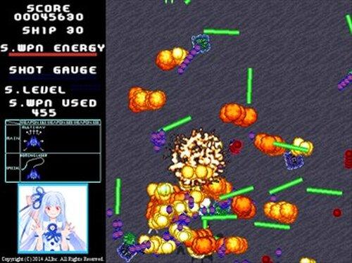 BLUE STAR SAGA NEO Game Screen Shot4