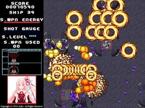 BLUE STAR SAGA NEO Game Screen Shots