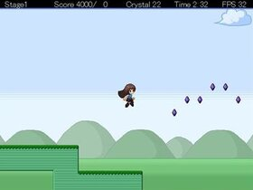 Jumping! Game Screen Shot3