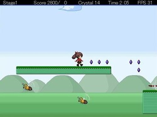Jumping! Game Screen Shot4