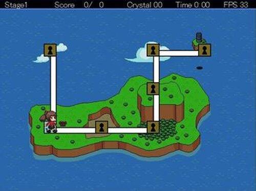 Jumping! Game Screen Shot5