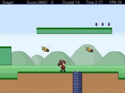 Jumping! Game Screen Shots