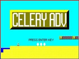 CeleryAdventure Game Screen Shot2