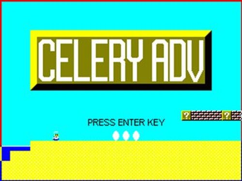 CeleryAdventure Game Screen Shot2