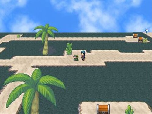 BOY&FANTASY Game Screen Shot3