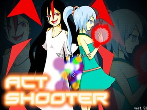 「act shooter」 Game Screen Shot2