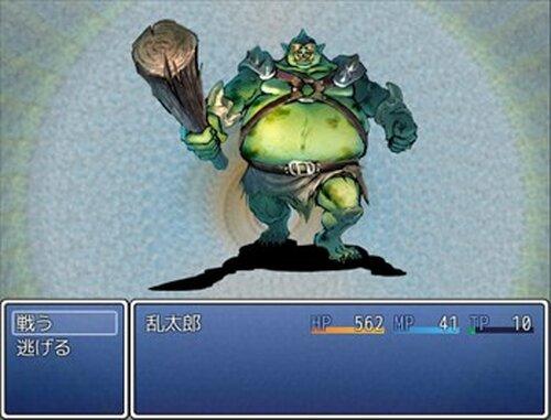 勇者乱太郎英雄譚 Game Screen Shots