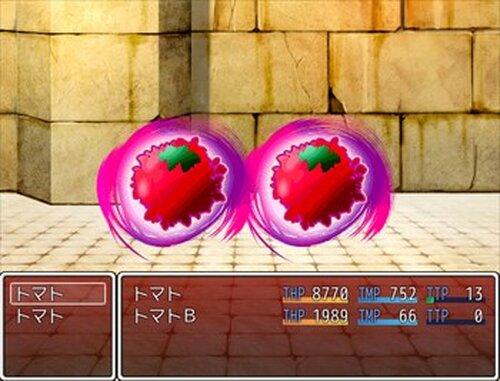 トマトマトマト 〜トマトトトマトトトマト〜 Game Screen Shot3