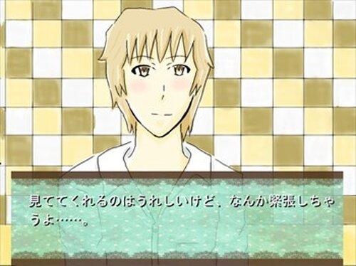 リョウさんのいるカフェ Game Screen Shot4