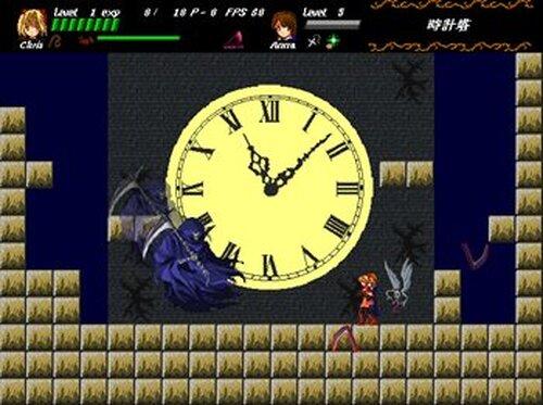 VampireBlaze3(ヴァンパイアブレイズ3) Game Screen Shots
