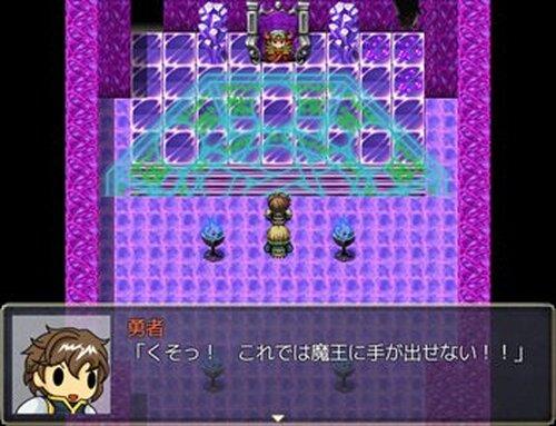 勇者のチョコレート大作戦 in 魔王城 Game Screen Shot2