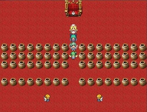 大妖精の冒険リメイク版 Game Screen Shot3