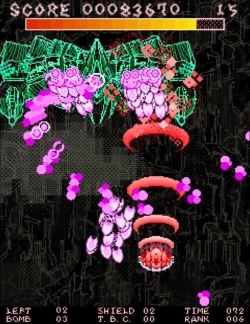 MECHA Ritz Game Screen Shot
