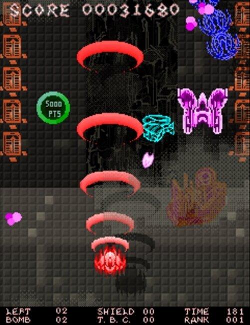 MECHA Ritz Game Screen Shot3