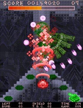 MECHA Ritz Game Screen Shot5
