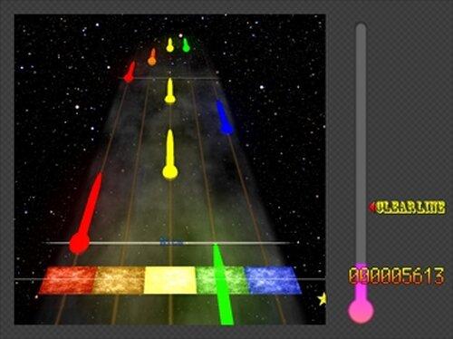 FiveNotes Game Screen Shots