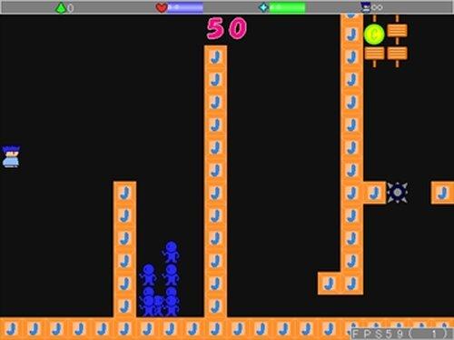 みんなでクリアするゲーム Game Screen Shots
