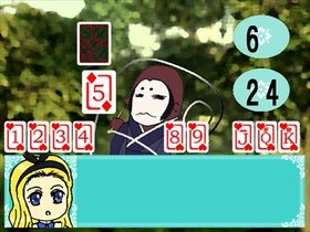 Alice's Wondercard Game Screen Shot2