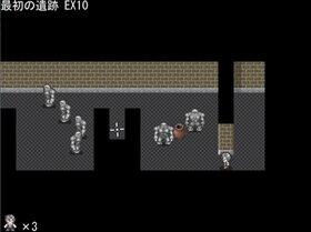 発狂ゴーレムの遺跡 Game Screen Shot3