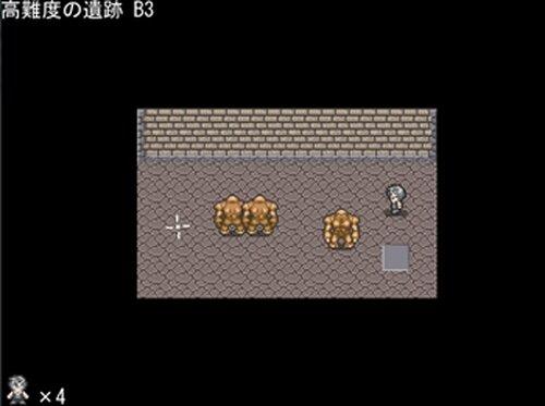発狂ゴーレムの遺跡 Game Screen Shot4