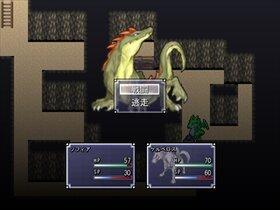 モンスターサマナーVS勇者軍団 Game Screen Shot2