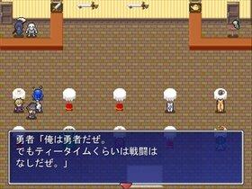 モンスターサマナーVS勇者軍団 Game Screen Shot4